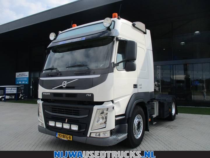 Volvo FM 410 Hydrauliek + PTO - 2014