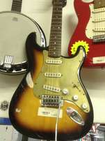 lead squire guitar