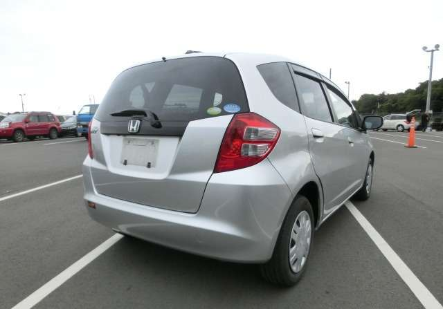 Honda Fit:in mint condition,2009,all colours available Nairobi CBD - image 4