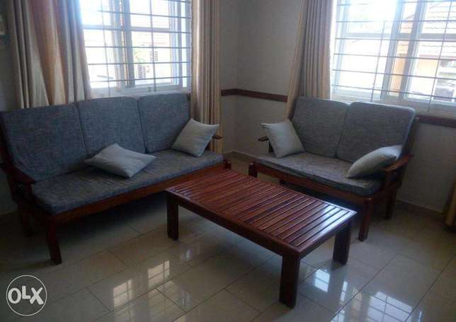 2 Bedrooms Furnished Apartment,, at Mbezi Beach Ilala - image 2