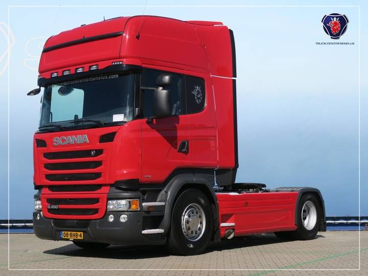 Scania R450 LA4X2MNA - 2016