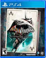 Audio Corp: Batman Sony PS4 game Brand New (Sealed)