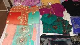Beautiful Saris to sell - Some brand new, others worn 2-3 times