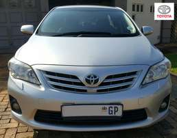 Toyota Corolla 2.0 Exclusive Automatic