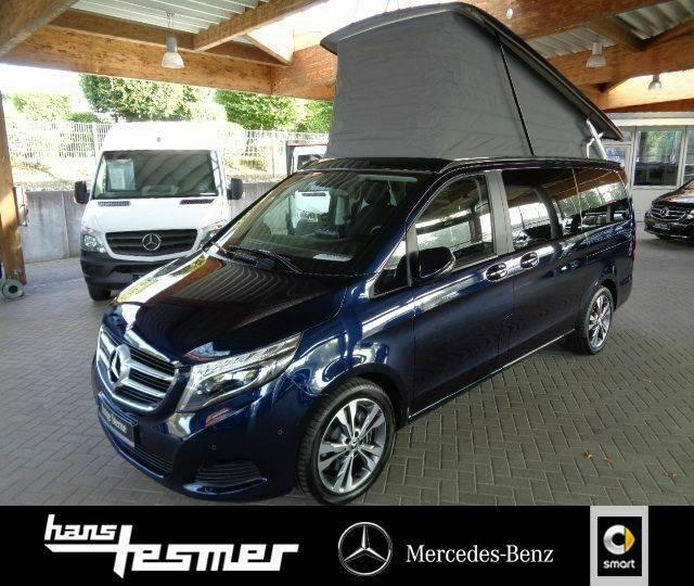 Mercedes-Benz V 250 d MARCO POLO HORIZON EDITION - SCHIEBEDACH - 2019