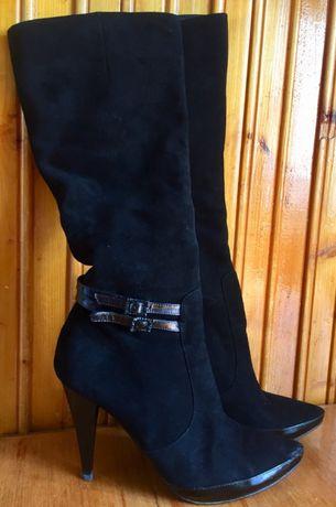 Жіночі осінні сапожки  400 грн. - Жіноче взуття Ковель на Olx 71c958663941b