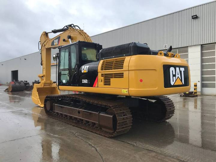 Caterpillar 336 D2L - 2017 - image 3
