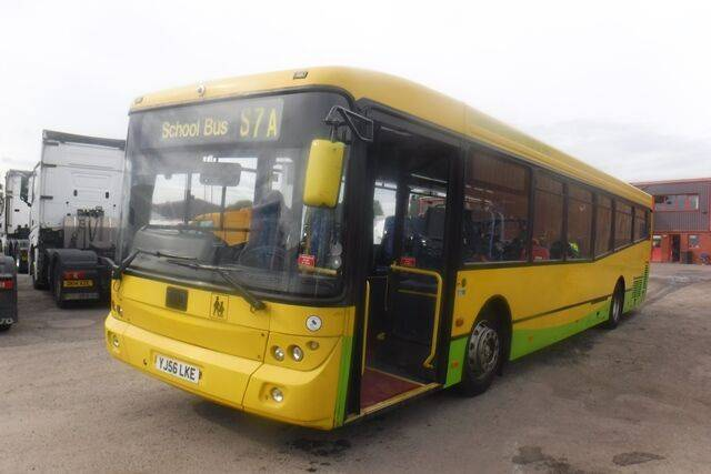 Condor YBMC  school bus for sale by auction - 2006