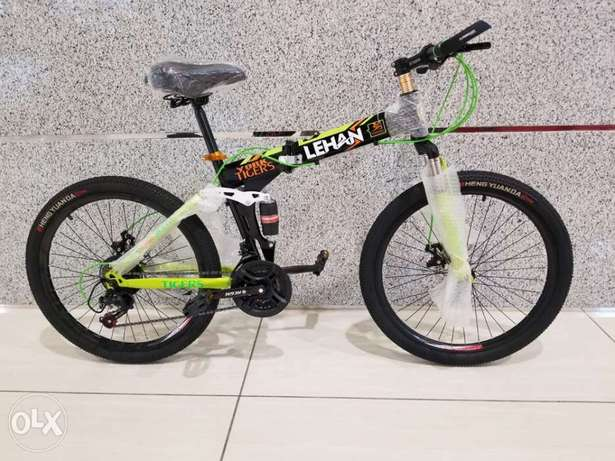 New Arrival LEHAN folded cycle size 24 best offer price