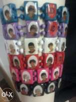 For all the fans of 1D . Brand new One Direction wooden wrist bands.
