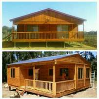 Best wooden house for sale