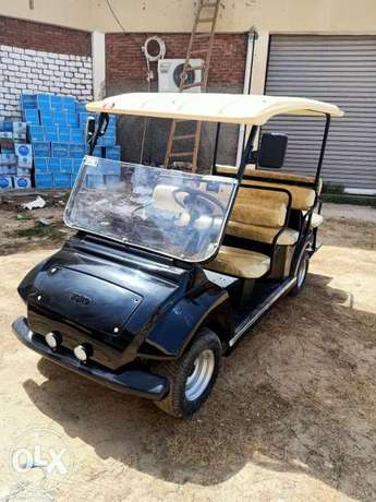 جولف كار golf car club car cart