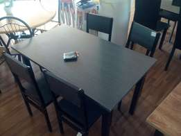 Brand-new wooden dinning table
