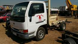 2002 Nissan Cabstar Chassis Cab