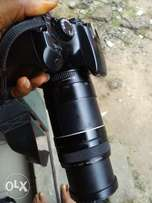 Canon EOS Rebel T3 EOS 1100D..with 75-300mm zoom lens