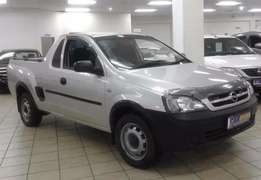 2006 Opel - Corsa Utility 1.8i which has done 149589 km
