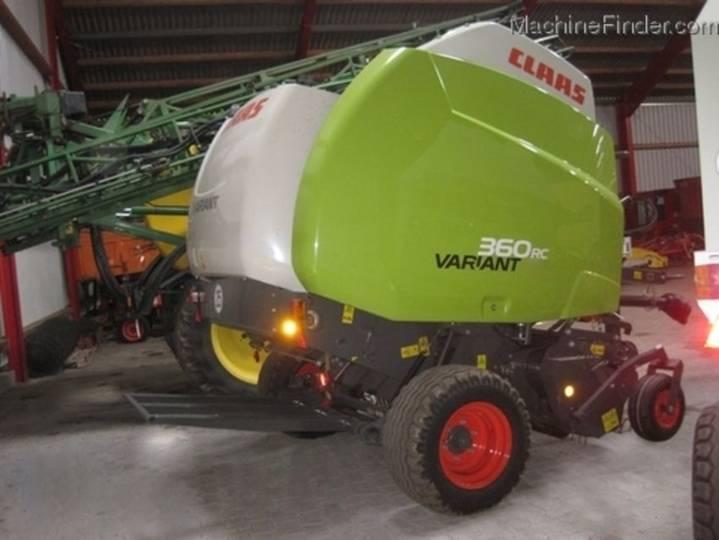 Claas variant 360 - 2011