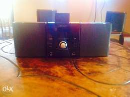 Wharfdale Home Theatre System.