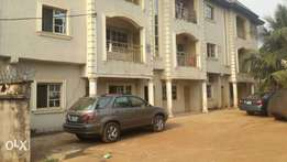 Two bedroom flats neatly built consisting of nine flat