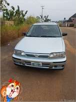 clean Nissan, at a cheap rate price is negotiable..