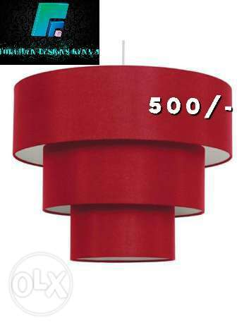 Lampshades 500/-.made from fabric cloth for interior decoration Nairobi CBD - image 2