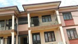 2 bedrooms apartment in kireka 4 rent at 500000