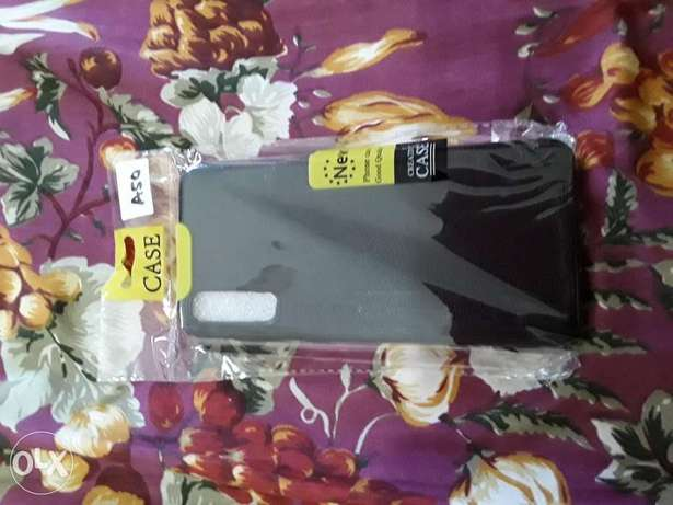 Samsung a50 mobile cover new urgent sale