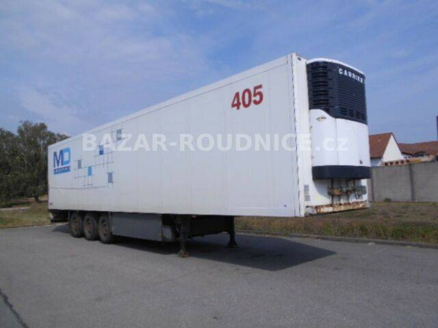 sk024 refrigerated semi - 2002