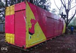 Roadshow container 40 ft