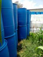 Flow Bins and Plastic Drums