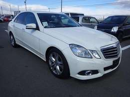 Mercedes Benz E300. 2010. KCL. Just landed.
