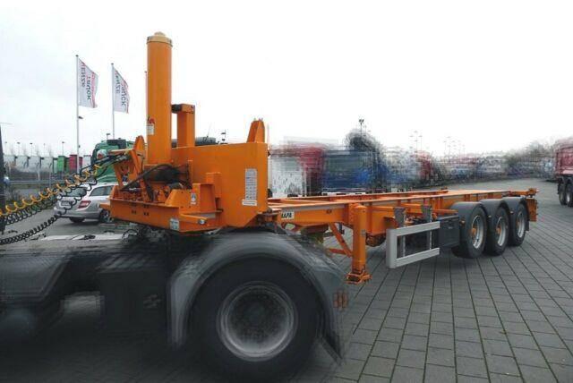 Containerauflieger 40.27 E HK Containerauflieger - 2015