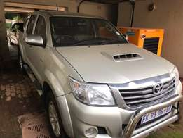 Toyota Hilux Double Cab for sale !