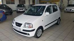 2012 Hyundai Atos with only 60 000km. Full service history.