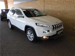 2016 Jeep Cherokee 3.2 Limited 4x4 for sale in Gauteng