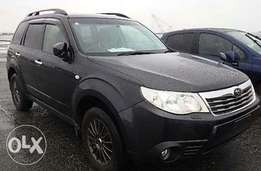 Forester Subaru 2009 clean fresh import