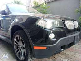 Fresh out from USA..2008 BMW X3, Accident free, OVER CLEAN.