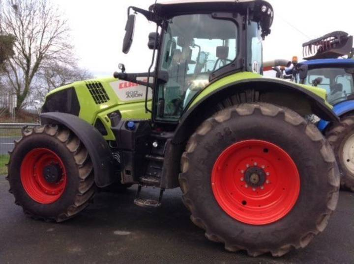 Claas axion 800 axion 800 cis - 2018