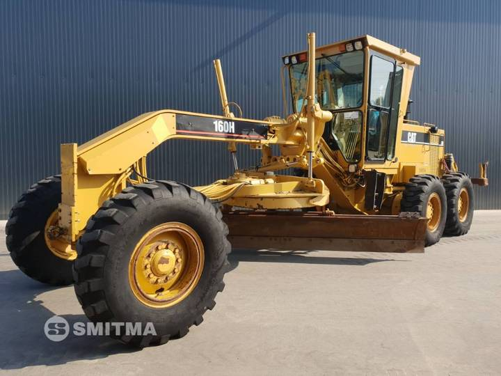 Caterpillar 160 H W RIPPER • SMITMA - 1995