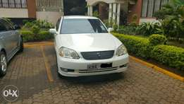 Well mentained toyota mark2