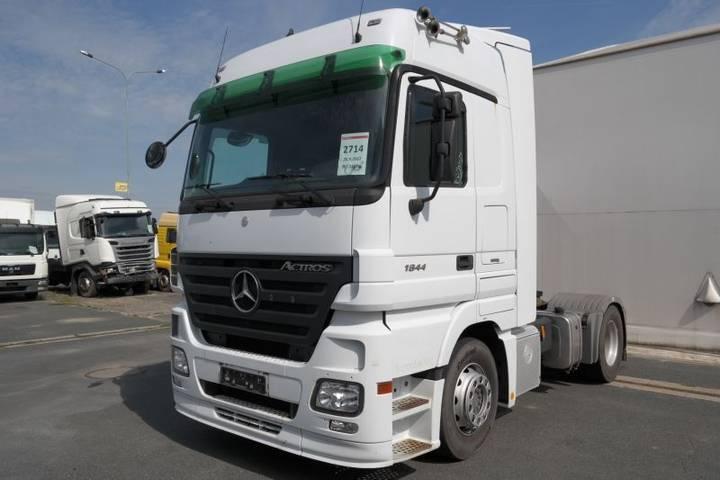 Mercedes-Benz ACTROS 1844 LS hydraulika pro sklápění - 2019