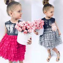 c463a83039 Sukienka Wizytowa 116 - Dla Dzieci - OLX.pl