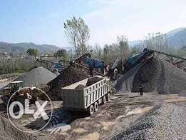 24 hrs Working Quarry Along Lagos/Ibadan Expressway For Sale