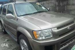 American specs infiniti Q4 jeep for sale