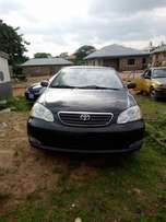 Very clean corolla 2005 run and drive foreign used Lagos cleared