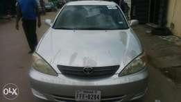 Toyota Camry accident free