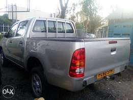 Toyota Hilux Double cab on sale