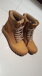 Nowe damskie buty zimowe firmy Timberland,rom.37