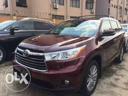 Toyota Highlander 2013 Wine Color