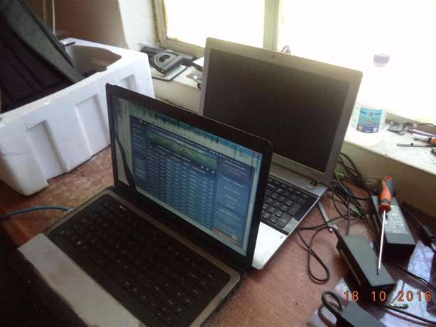 charlestech: laptops and computers all sorts of repair and maitainance Mombasa Island - image 3